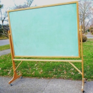 Chalkboard, accessories/props