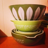 Bohemian Collection, Servingware/Bowls